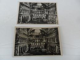 2  Cartoline  TURCHIA Anni 1950 - Turchia