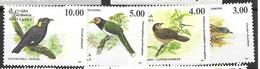 Sri Lanka Birds Set Mnh ** 4 Euros 1993 - Sri Lanka (Ceylon) (1948-...)