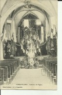 70- Haute Saone - Corravillers - Intérieur De L'église Pavoisée - - Otros Municipios