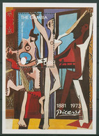 Gambia 1993 Gemälde Von Pablo Picasso Block 207 Postfrisch (C29868) - Gambia (1965-...)