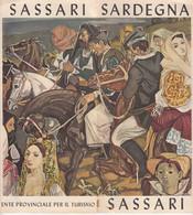 ** SARDEGNA.-SASSARI.- ** - Tourism Brochures
