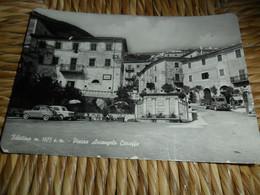 Cartolina  FILETTINO  TEMATICA  AUTOMOBILI   FIAT 600 E 1100 1962 - Turismo