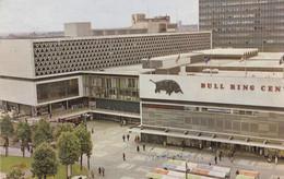 Postcard The Bull Ring Centre Birmingham [ Shopping Precinct ] My Ref B14377MD - Birmingham