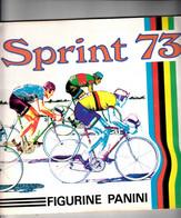 Panini Stickerboek Sprint 73 Volledig In Prima Staat - Unclassified