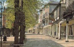 Postcard The Pantiles Tunbridge Wells [ Clock Interest ] My Ref B14382MD - Altri