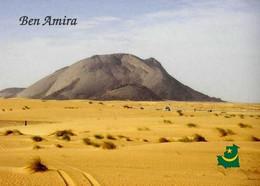 Mauritania Ben Amera Monolith New Postcard Mauretanien AK - Mauritania