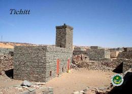 Mauritania Tichitt Mosque UNESCO New Postcard Mauretanien AK - Mauritania