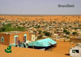 Mauritania Boutilimit View New Postcard Mauretanien - Mauritania