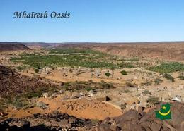 Mauritania Mhaireth Oasis New Postcard Mauretanien - Mauritania