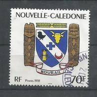 645  Blasons Des Communes   BOURAIL   (clasyveroug5) - Usati