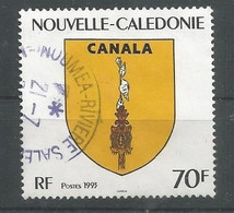 643  Blasons Des Communes   CANALA   (clasyveroug5) - Usati