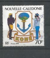 644  Blasons Des Communes  KONE  (clasyveroug5) - Usati