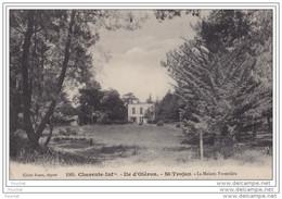 17) ILE D´OLERON - SAINT TROJAN - La Maison Forestière - Ile D'Oléron