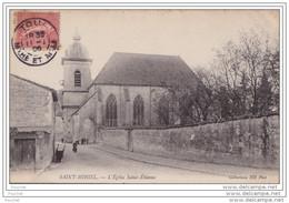 55) SAINT MIHIEL - L' Eglise Saint  Etienne - Saint Mihiel