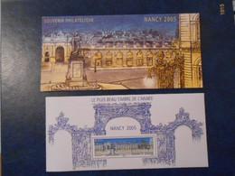 FRANCE BLOC SOUVENIR 14 NANCY** - Foglietti Commemorativi