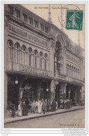 58) NEVERS -  NOUVELLES GALERIES   - (TRES ANIMEE) - Nevers