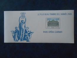 FRANCE BLOC SOUVENIR 24 PARIS, OPERA GARNIER** - Souvenir Blokken