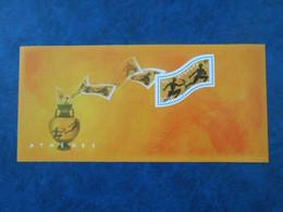 FRANCE BLOC SOUVENIR 2 J.O. D'ATHENES** - Foglietti Commemorativi