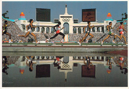 USA Postcard 1984 Los Angeles Olympic Games - Mint (G134-28) - Zomer 1984: Los Angeles