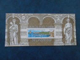 FRANCE BLOC SOUVENIR 44 LA ROCHELLE** - Foglietti Commemorativi