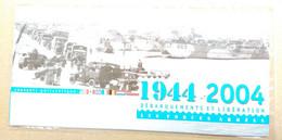 FRANCE De 1944 2004 SOUVENIR PHILATELIQUE DEBARQUEMENTS  FORCES ARMEES Neuf Sous Blister - Foglietti Commemorativi
