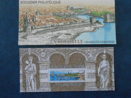 FRANCE BLOC SOUVENIR 44 LA ROCHELLE** - Souvenir Blokken