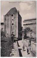 A31 - 82) MONTRICOUX (TARN ET GARONNE)   LE  DONJON  - (2 SCANS) - Autres Communes