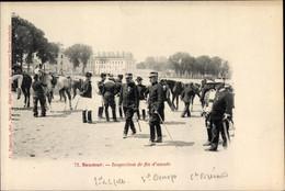 CPA Saumur Maine Et Loire, Inspection De Fin D'annee - Autres Communes