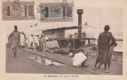 R19- BAMAKO - MALI - LE VAPEUR SIKASSO - Mali