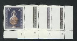 1295-1298 Wofa Gläser 1986, FN2 Satz ** - Non Classés