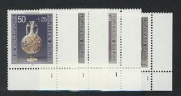 1295-1298 Wofa Gläser 1986, FN1 Satz ** - Non Classés