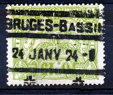 """TR 101 -  """"BRUGES-BASSIN"""" - (34.600) - 1915-1921"""