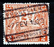 """TR 95 -  """"GOSSELIES - MARCHANDISES 2"""" - (34.603) - 1915-1921"""