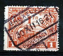 """TR 115 -  """"BRUXELLES - DUQUESNOY 5"""" - (34.605) - 1915-1921"""