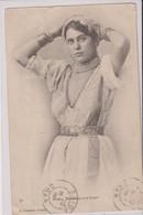 CPA-AICHA-Mauresque D'Alger-bijoux - Women