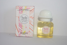 MINI VAPO 12.50 ML TWILLY D'HERMES Eau GINGER - Miniatures Womens' Fragrances (in Box)