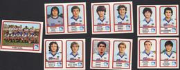 Stikers Panini 1983-84 Calcio Football Pescara Rossi Joratti Cotroneo Tovalieri Cozzella Tacchi Polenta Cerone FAS00373 - Italian Edition