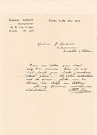 BOLBEC SEINE MARITIME 31 RUE SAINT JEAN FREDERIC SOSSON ENTREPRENEUR 1908 - 1900 – 1949