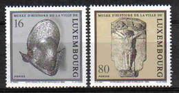 Luxemburg 1998 History Museum Y.T. 1407/1408 ** - Nuovi
