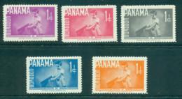 Panama 1961 Boy With Hand Saw MLH Lot35506 - Panama