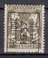 BELGIË - PREO - 1937 - Nr 326 A - BELGIQUE 1937 BELGIË - (*) - Sobreimpresos 1936-51 (Sello Pequeno)