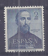 Spain 1952. Francisco Javier. Ed 1118 (*) - 1951-60 Unused Stamps