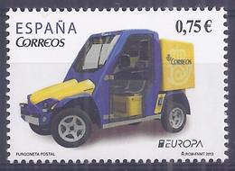 Spain 2013. Europa 4791 (**) - 2011-... Nuovi & Linguelle