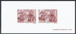 2005 Gravure RAPHAEL Sur Papier Velin  - L'annonciation - Emission Commune Avec Le Vatican - Documents Of Postal Services