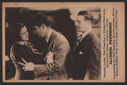 Original 1932 The Wet Parade Cinema / Movie Advt Brochure - Dorothy Jordan, Neil Hamilton, Lewis Stone. - Cinema Advertisement
