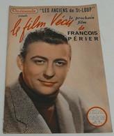 François Périer (film Vécu-cinémonde),envoi Offert. - 1950 - Heute