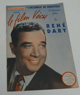 Réné Dary (film Vécu-cinémonde),envoi Offert. - 1950 - Heute
