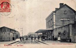Belgique - Ellezelles - La Gare - Ellezelles