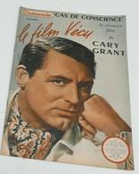 Cary Grant  (film Vécu-cinémonde),envoi Offert. - 1950 - Heute