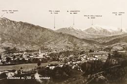 Cartolina - Cumiana - Panorama - 1971 - Sin Clasificación